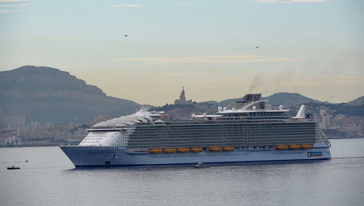 Top-10 der Kreuzfahrtschiffe: Europas Riesen der Meere