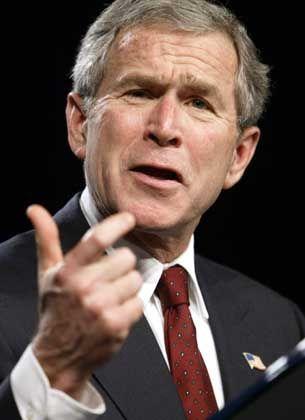 George W. Bush hatte die kritischen Europäer vor die Wahl gestellt, sich zu beteiligen oder außen vor zu bleiben - gesiegt hat der Pragmatismus