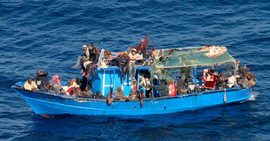 Afrikanische Flüchtlinge im Mittelmeer: Wie sehr schottet sich Europa vor ihnen ab?