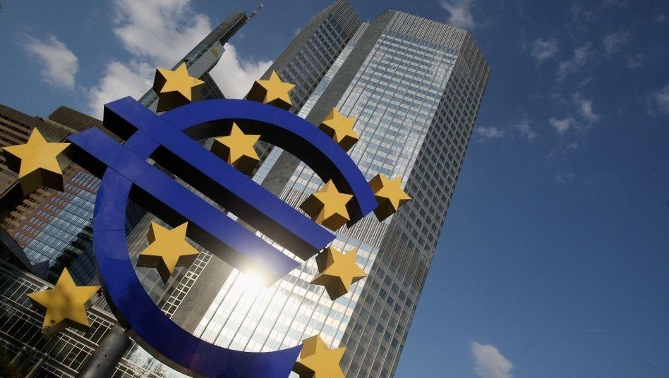 Europäische Zentral-Bank in Frankfurt am Main: Wie viel europäische Integration wollen wir?