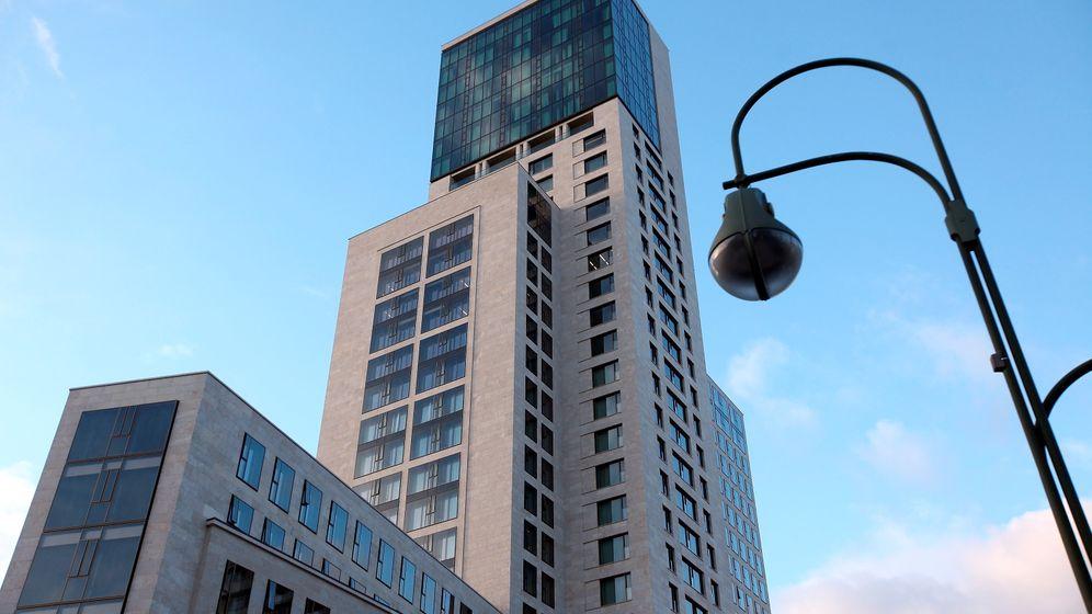 Waldorf Astoria in Berlin: 118 Meter Luxus