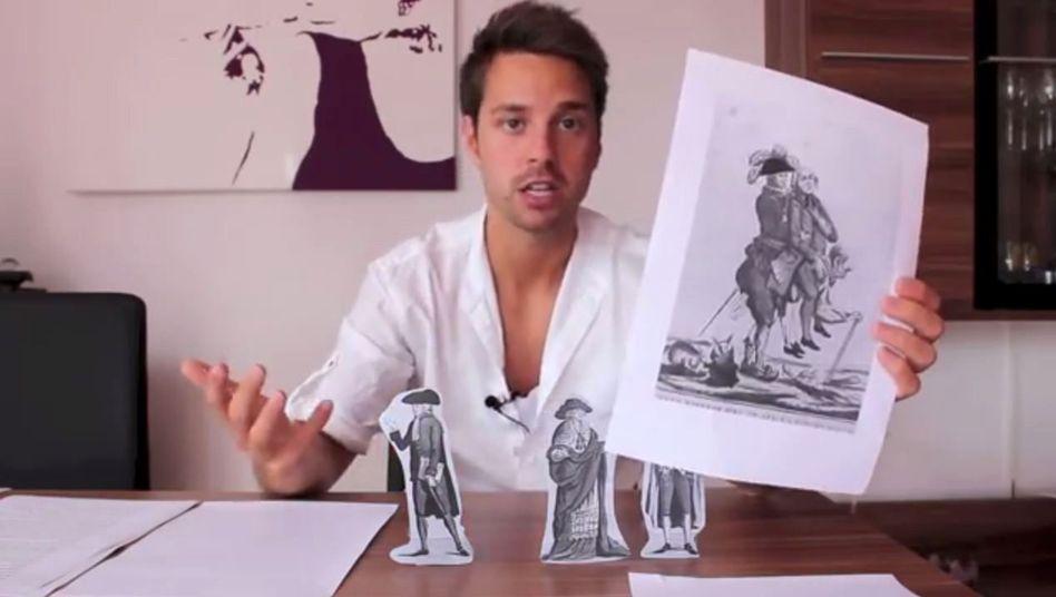 Mirko Drotschmann erklärt die Französische Revolution