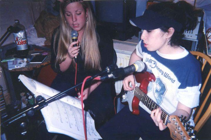 """Privataufnahmen von Amy Winehouse aus dem Film """"Amy"""""""