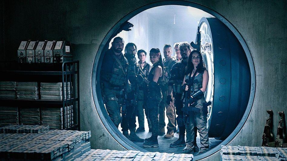 Szene aus »Army of the Dead«: 200 Millionen Dollar - und jede Menge Zombies