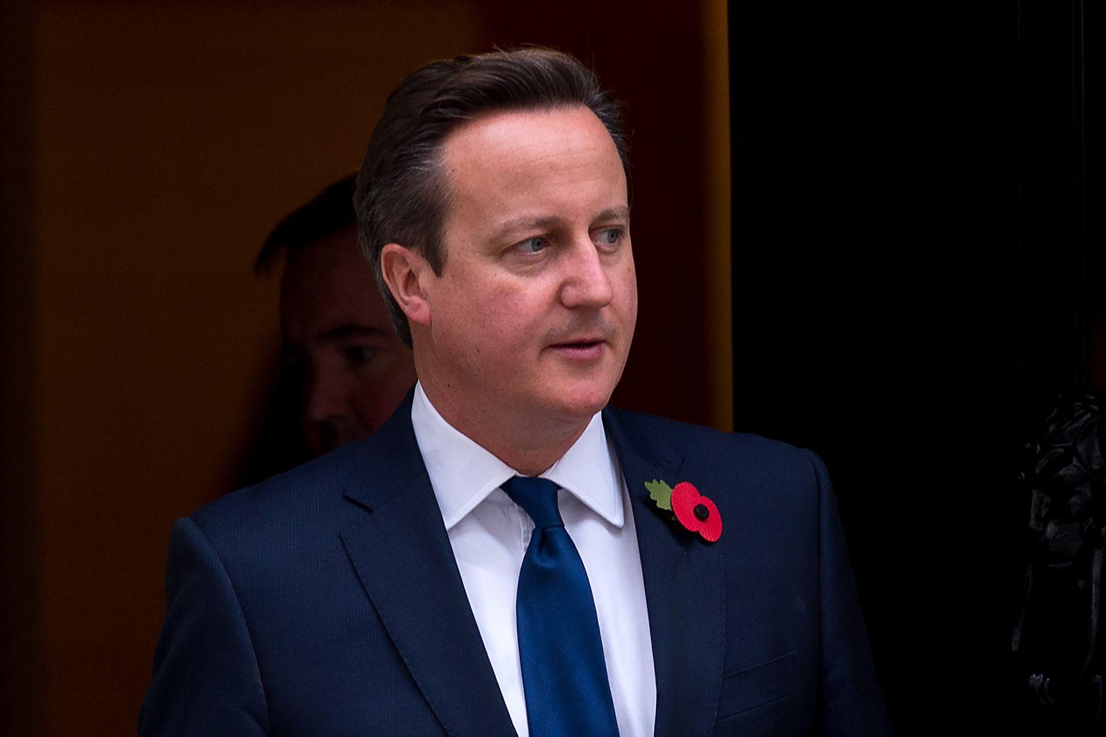 David Cameron Großbritannien
