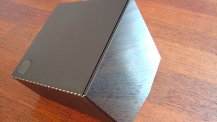 Multimediaplayer: Boxee Box