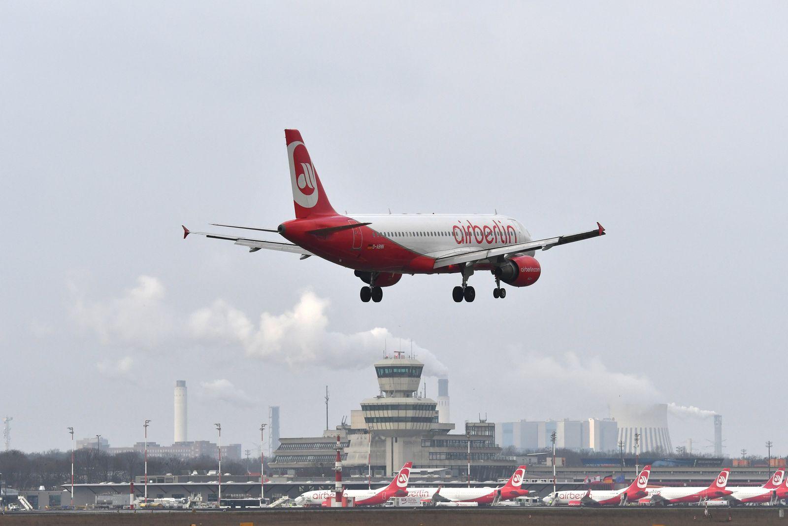 Air Berlin / Tegel