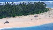 Vermisste Bootsfahrer auf Insel in Mikronesien entdeckt