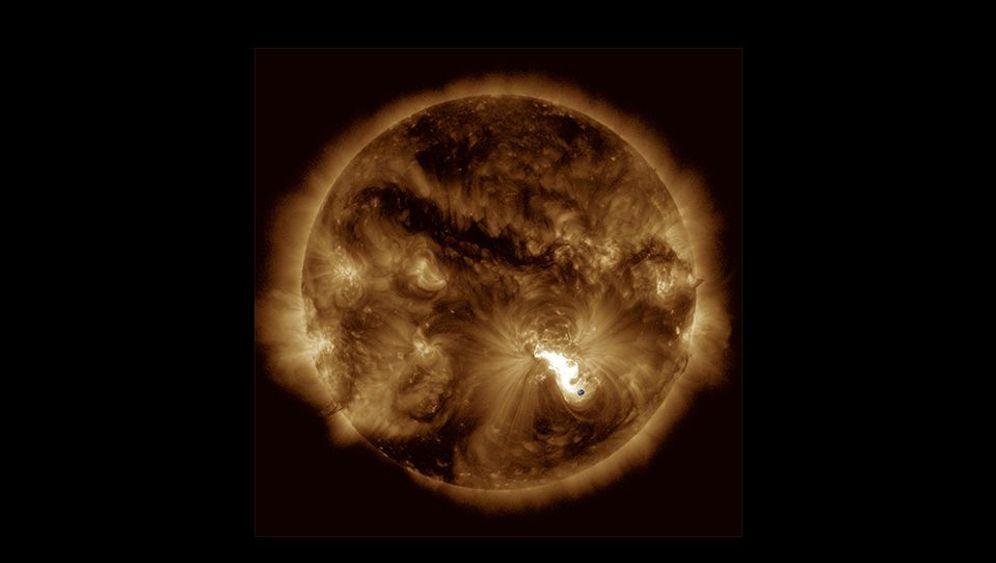 Sonnenstürme: Wie wird das Weltraumwetter?