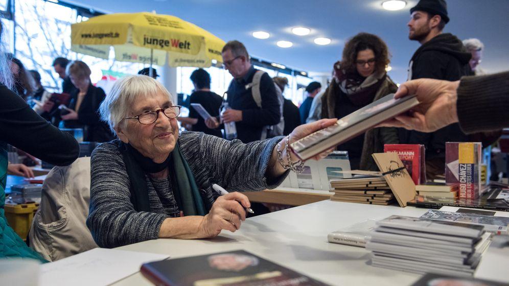 """Holocaust-Überlebende Bejarano: """"Wir leben trotzdem, wir sind da!"""""""