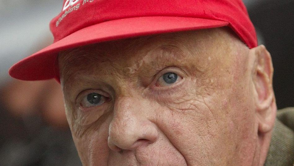 Niki Lauda: Das Stehaufmännchen sieht in Problemen immer auch die Chancen