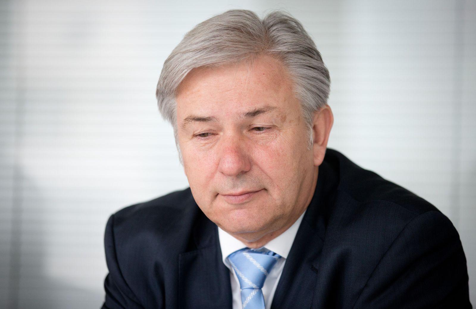 Wowereit/ Rücktritt