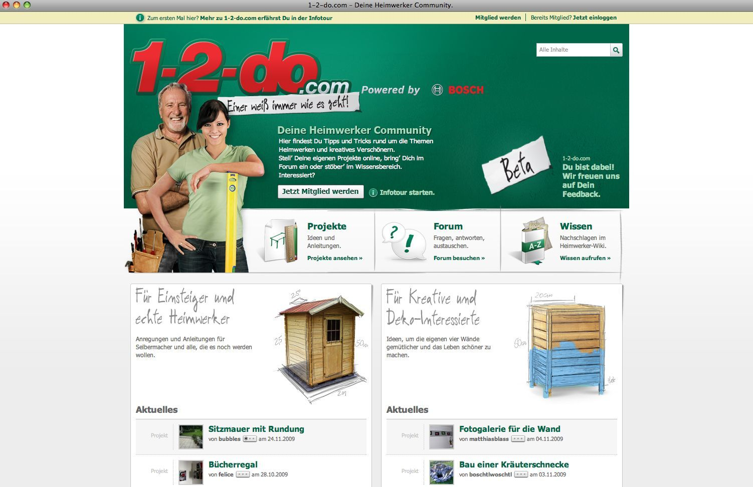 Screenshot 1-2-do.com / Bosch