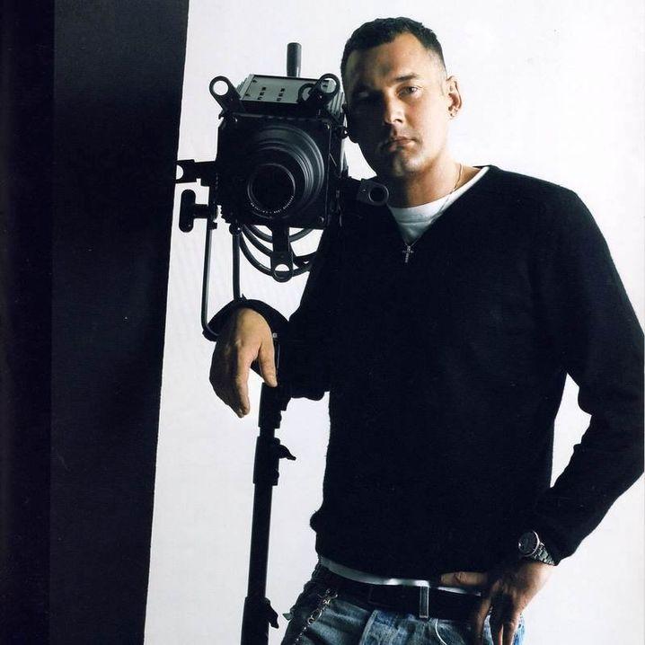 Michalsky, fotografiert von Lagerfeld