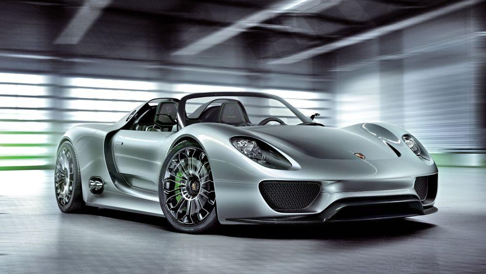 Porsche 918 Sypder: Das Auto aus einer anderen Welt