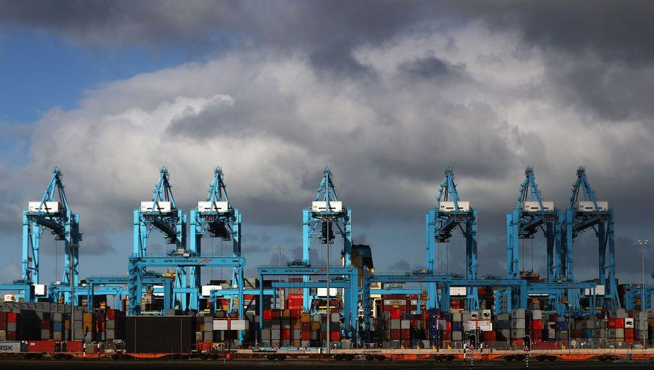 Hafen von Rotterdam (Archivbild)