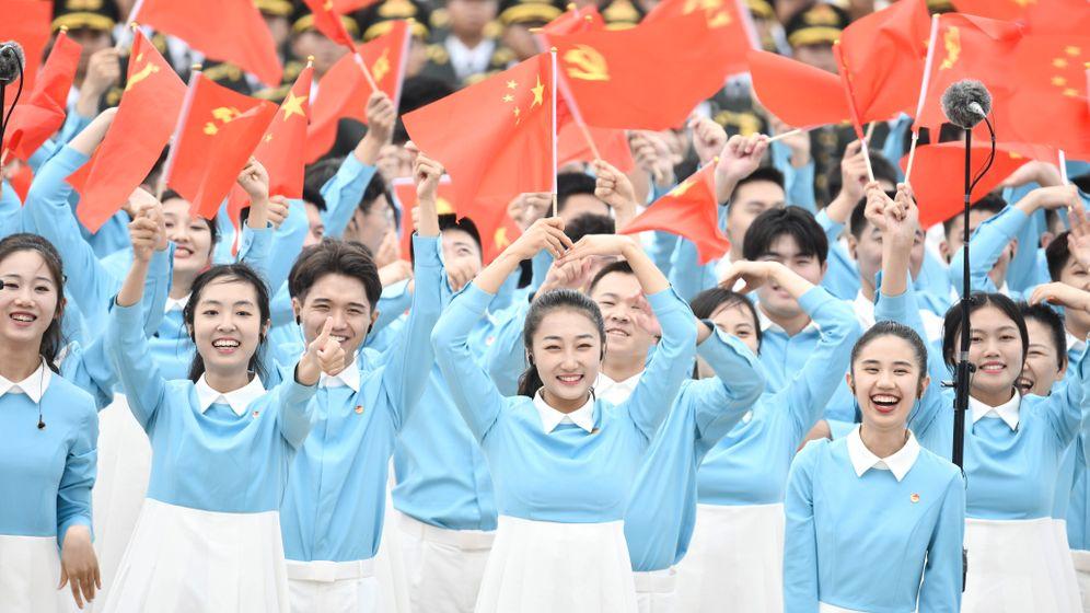 100 Jahre KP: Wie Chinas Kommunisten ihre Macht sicherten