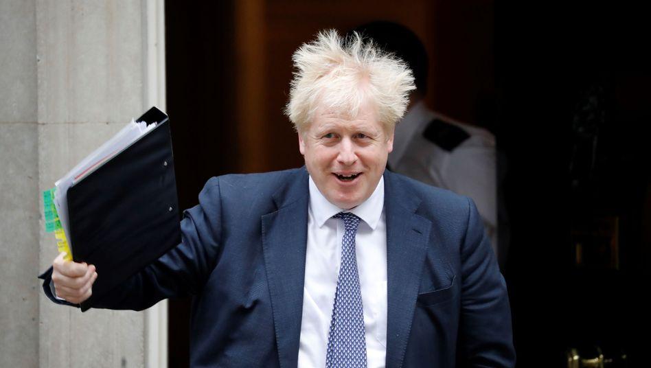 Großbritanniens EU-Austritt: Warum das No-Deal-Risiko ausgerechnet mit dem Brexit-Deal steigt