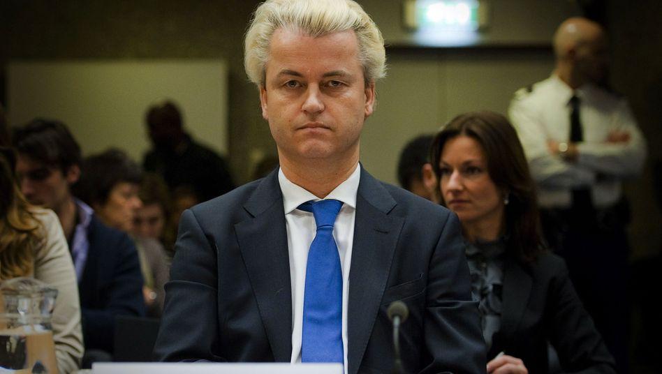 """Politiker Wilders: """"Hilfe für Athen ist unverantwortlich"""""""