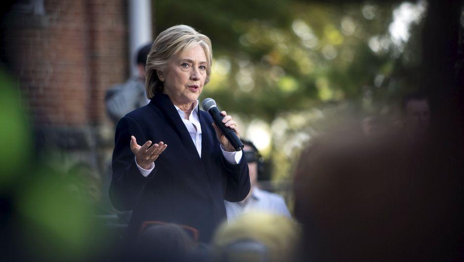 US-Präsidentschaftsanwärterin Clinton: Kurswechsel beim TTP