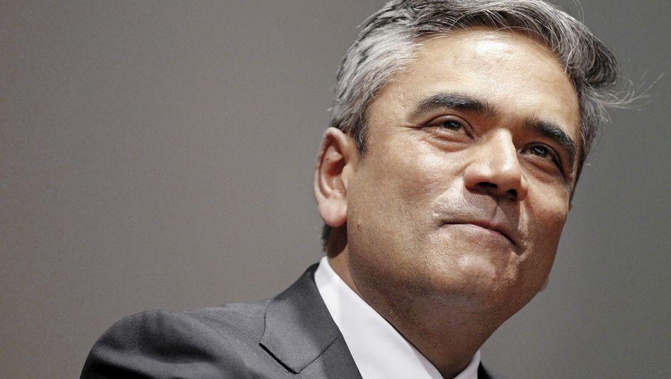 Deutsche-Bank-Chef Jain: Eingeholt von der Vergangenheit