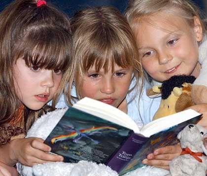 Grundschüler: Passable Leistungen beim Lesen