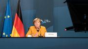 Merkel mahnt Kooperation bei Corona-Impfstoff an – Trump geht golfen
