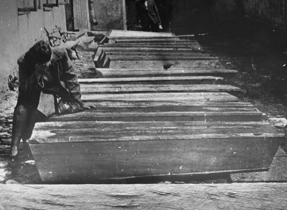 Kielce 1946 Pogrom