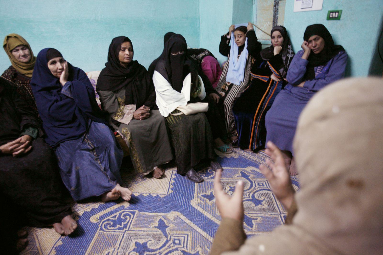Ägypten/ Beschneidung/ Genitalverstümmelung