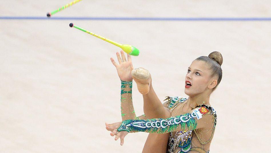"""Alexandra Soldatowa: """"Professioneller Sport und eine Bulimie sind unvereinbar"""""""