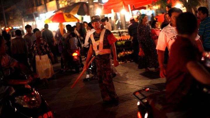 China: Unruhe im Riesenreich