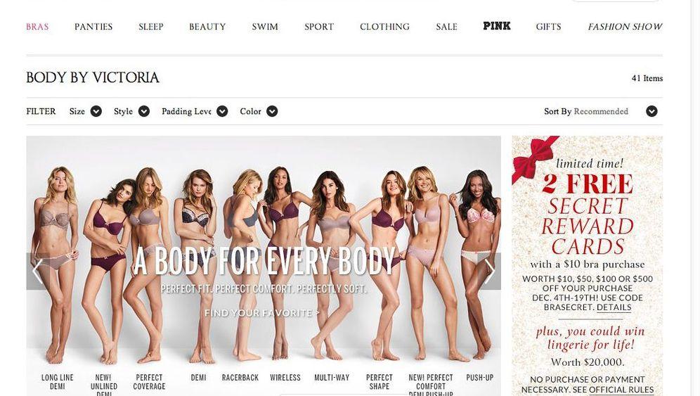 """Victoria's Secret-Kampagne: """"Unverantwortlich und geradezu grausam"""""""