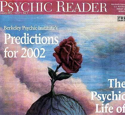 """""""Psychic Reader"""": Prophezeiungen in der Hauspostille"""