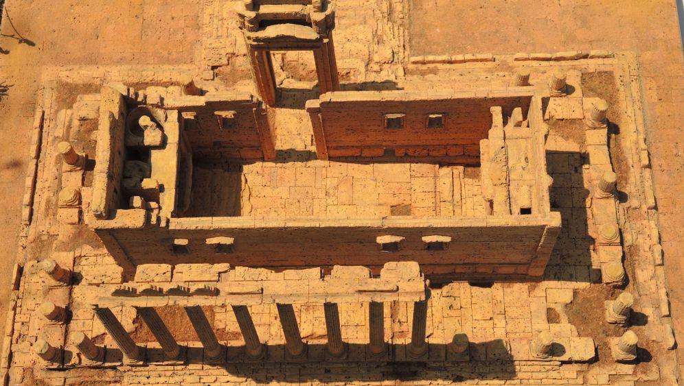 Tempel von Bel: Der korkt
