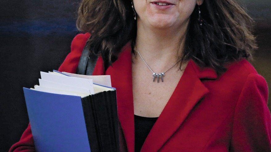 EU-Funktionärin Malmström