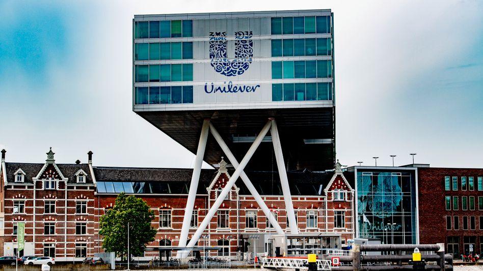 Unilever-Gebäude in den Niederlanden