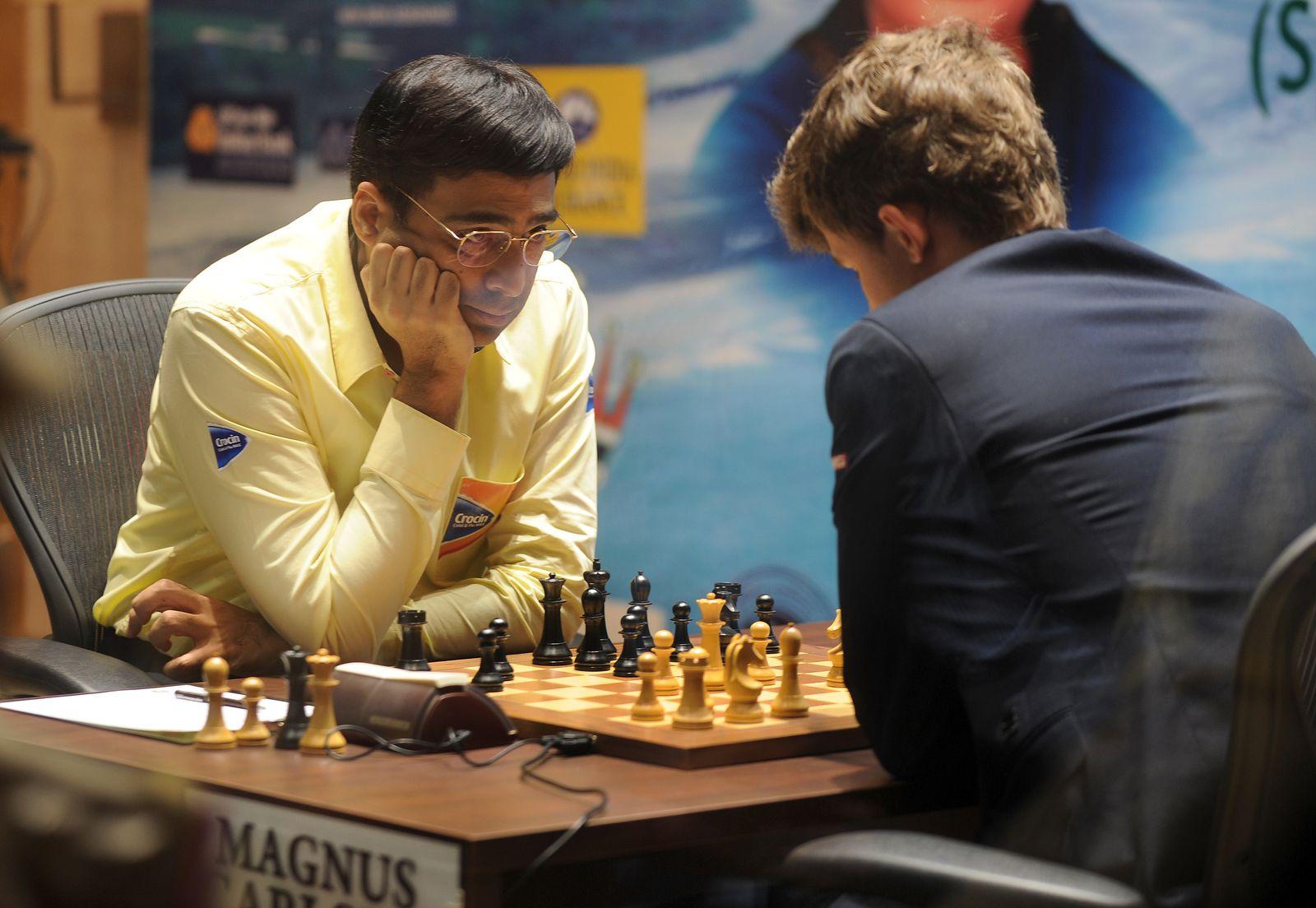 Viswanathan Anand/ Magnus Carlsen/ Schach