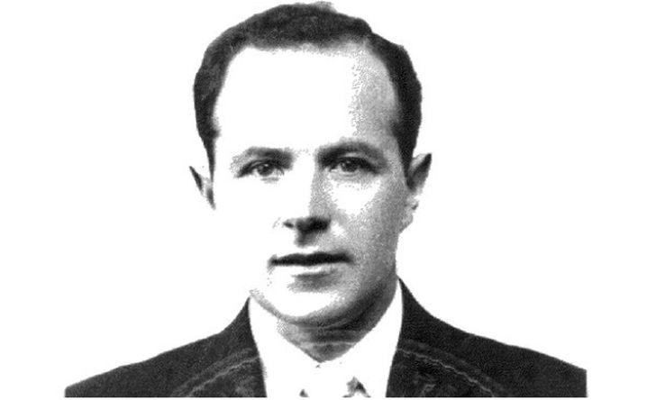 Foto von Palij aus dem Jahr 1957