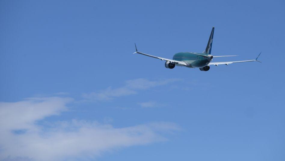 Boeing 737 MAX 8: Erst wenn die US-Luftbehörde das Update freigibt, dürfen die Flugzeuge wieder regulär starten