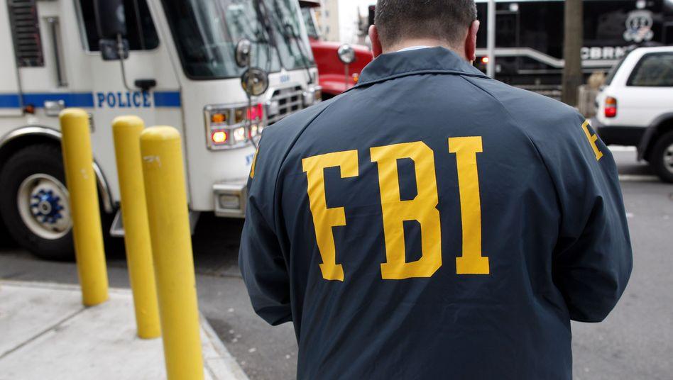 FBI-Schriftzug: Durch eine Hintertür ins Smartphone