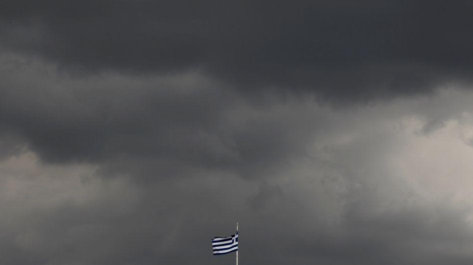 Dunkle Wolke über Athen: IWF zweifelt an Griechenland-Rettung