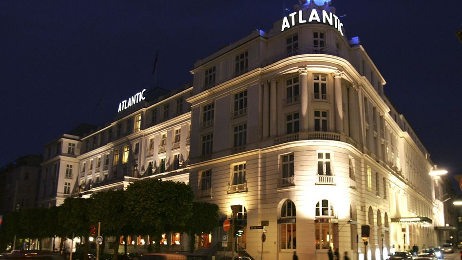 "Traditionshaus an der Alster: Das Hamburger Hotel ""Atlantic"""
