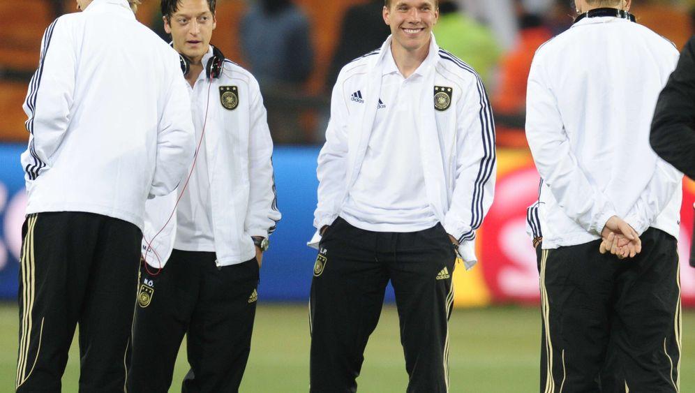 WM-Gruppe D: Deutschlands Zittersieg gegen Ghana