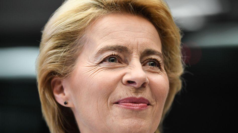 Ihre Kritiker hoffen, die künftige EU-Kommissionschefin Ursula von der Leyen wird über eine Änderung des Ressortnamens nachdenken