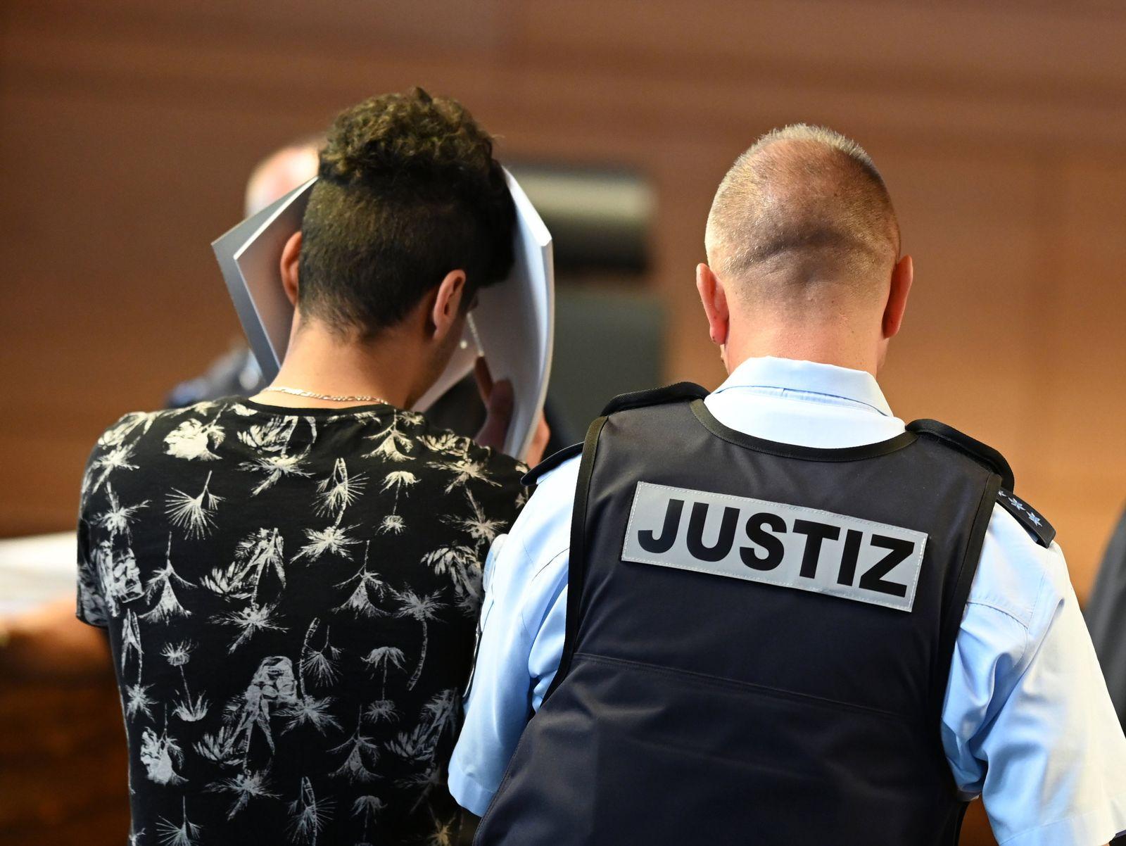 Fortsetzung Prozess Gruppenvergewaltigung in Freiburg