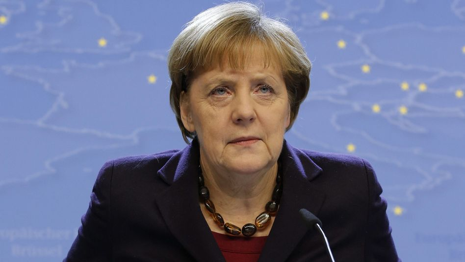 German Chancellor Angela Merkel used to worry about Greece's exit from the euro zone. She doesn't any longer.