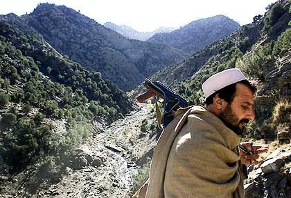 Kämpfe um Tora Bora: Damals war Bin Laden wahrscheinlich schon über alle Berge