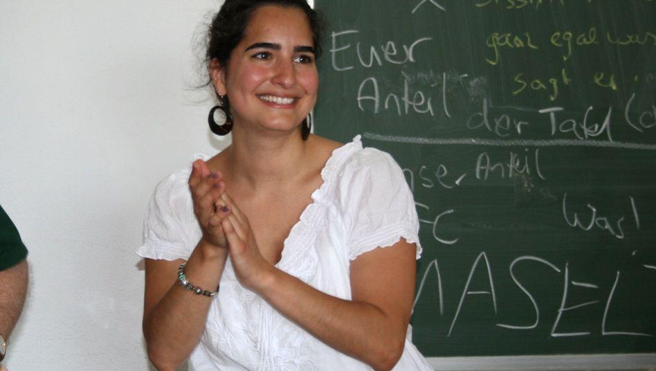 Lehrerin Sen: Eine unwahrscheinliche Bildungskarriere