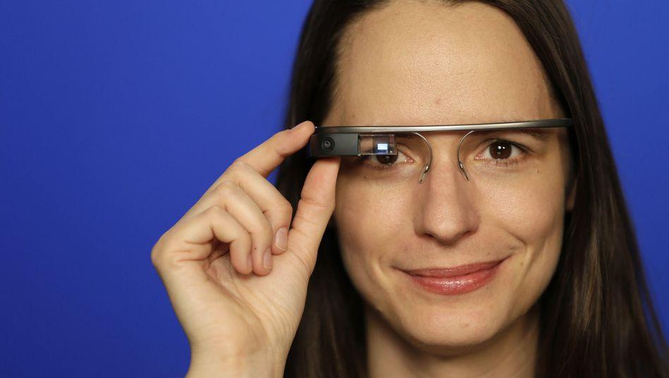 Google Glass: Ein kleines Programm wirft die Brillen aus dem W-Lan