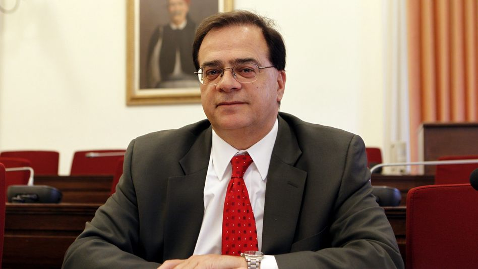 Ex-Finanzminister Hardouvelis: Verdacht auf Steuerhinterziehung